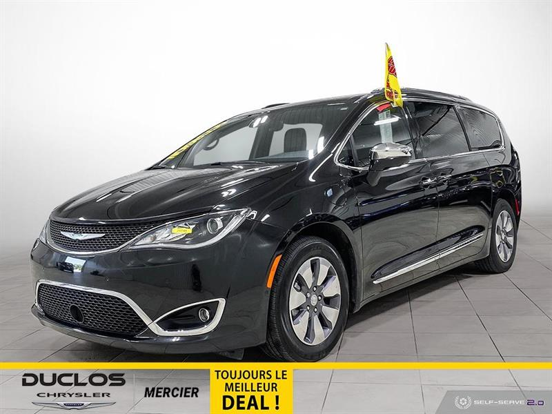 Chrysler Pacifica 2020 Limited CUIR TOIT PANO CAM 360