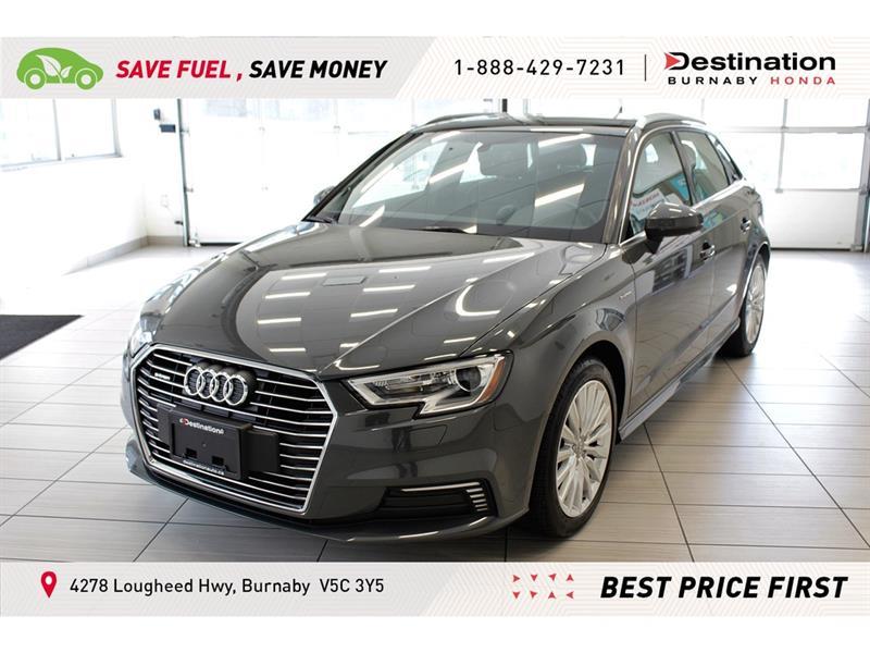 2017 Audi e-tron