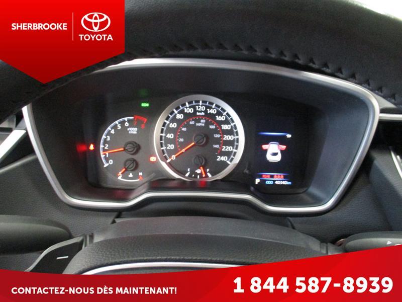 toyota Corolla à hayon 2019 - 21
