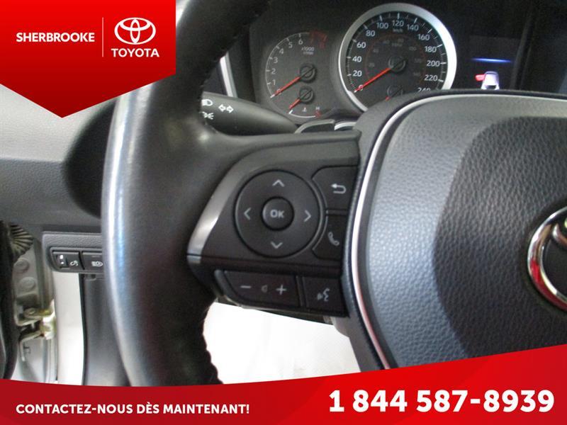 toyota Corolla à hayon 2019 - 23