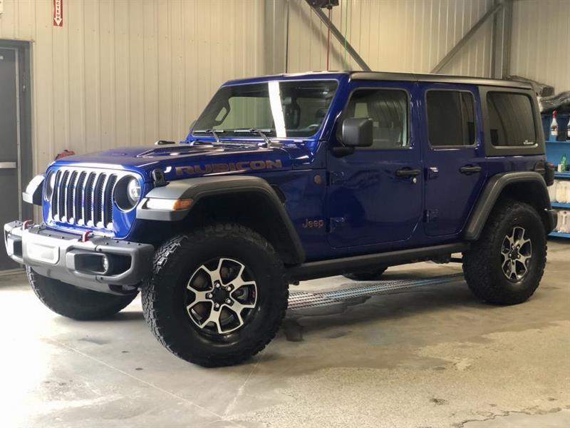 2019 Jeep  Wrangler RUBICON   UNLIMITED AUTOMATIQU