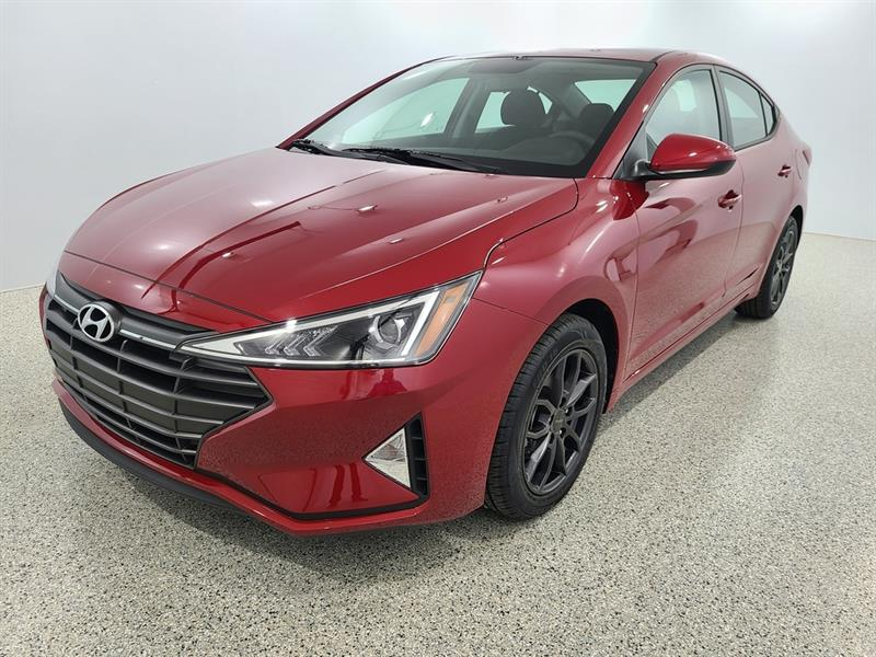 Hyundai Elantra 2020 Essential IVT