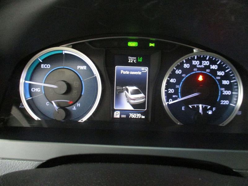 toyota Camry Hybrid 2016 - 29