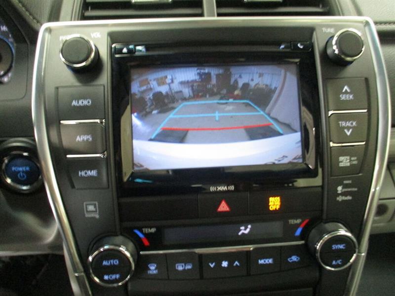 toyota Camry Hybrid 2016 - 31