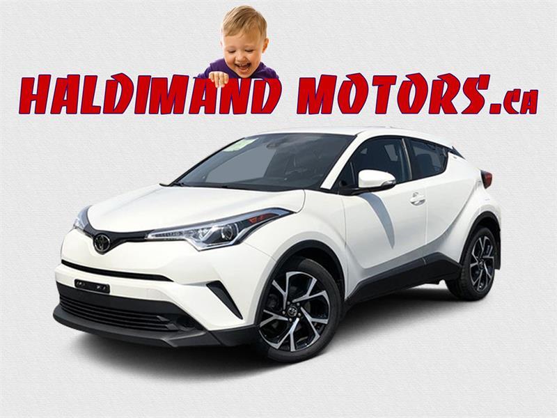 toyota C-HR XLE 2WD 2018 - 1
