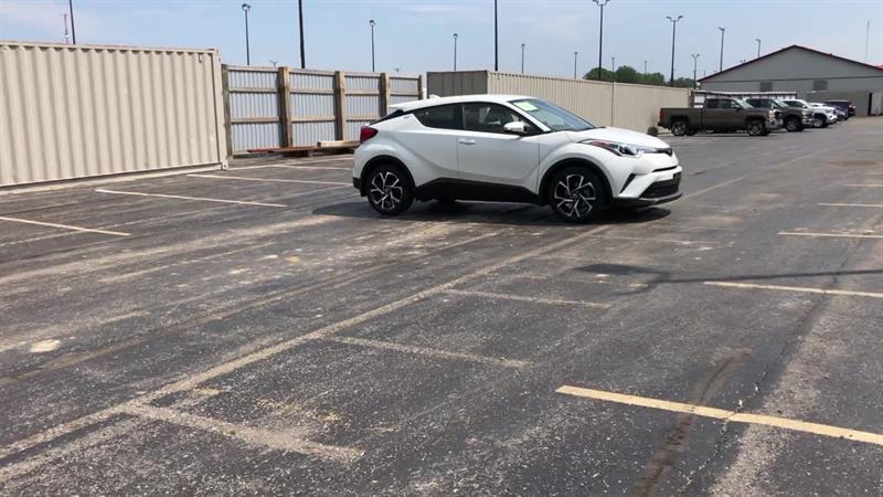 toyota C-HR XLE 2WD 2018 - 2