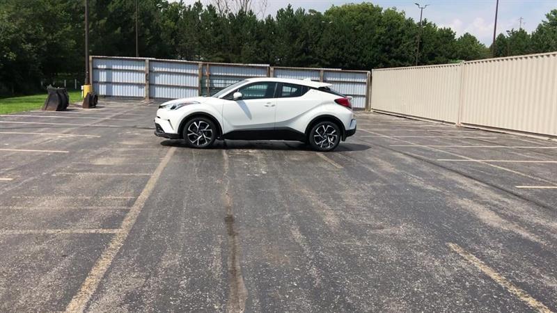 toyota C-HR XLE 2WD 2018 - 5