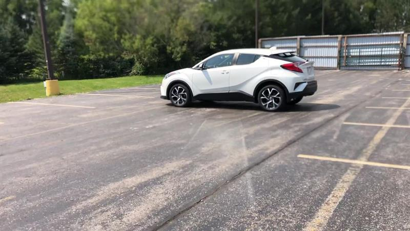 toyota C-HR XLE 2WD 2018 - 6
