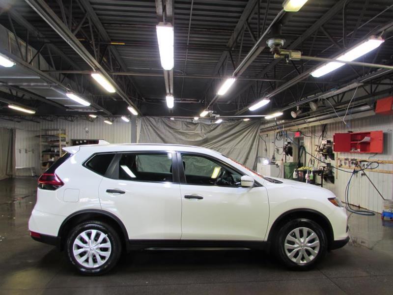 Nissan Rogue 2018 S AWD CAMÉRA SIÈGES CHAUFFANT