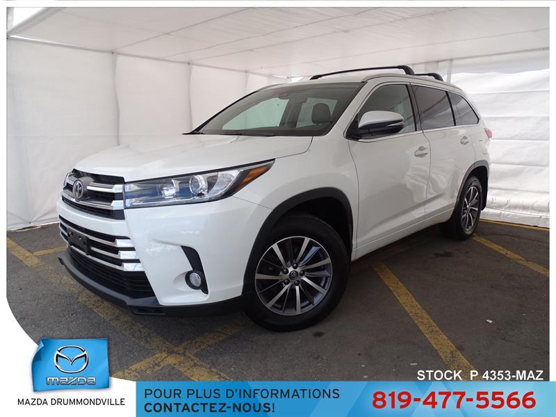 2018 Toyota Highlander |XLE|SE|AWD|TOITOUV|CUIR|GPS|8