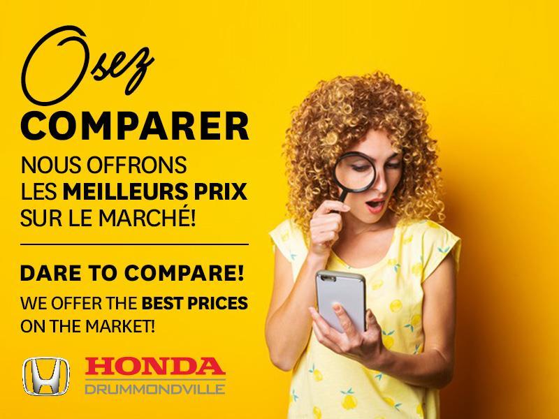 Honda Clarity 5