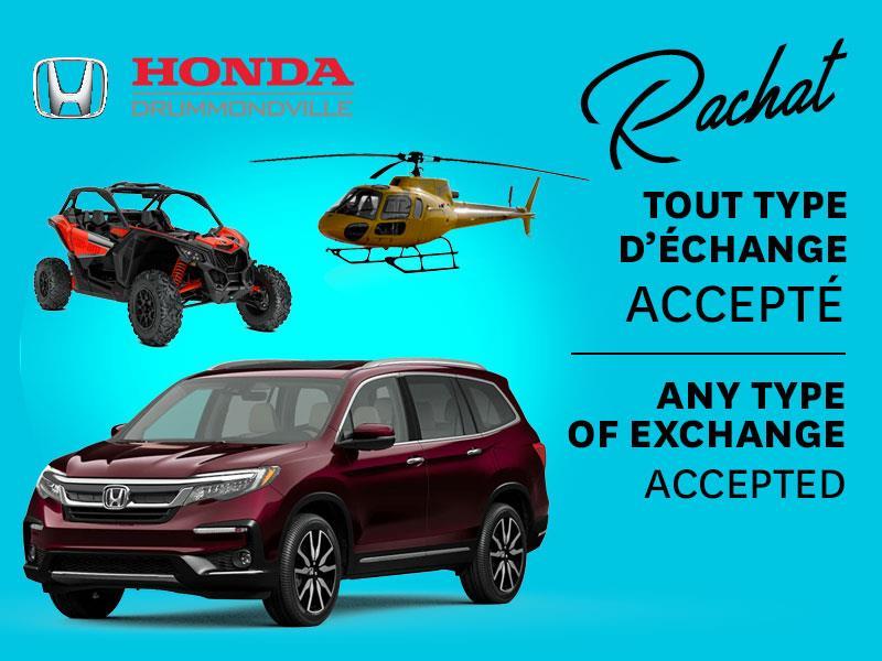 Honda Clarity 9