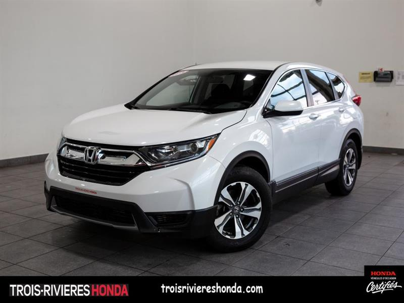 Honda CR-V 2019 LX  JANTES ALUMINIUM  APPLE CA