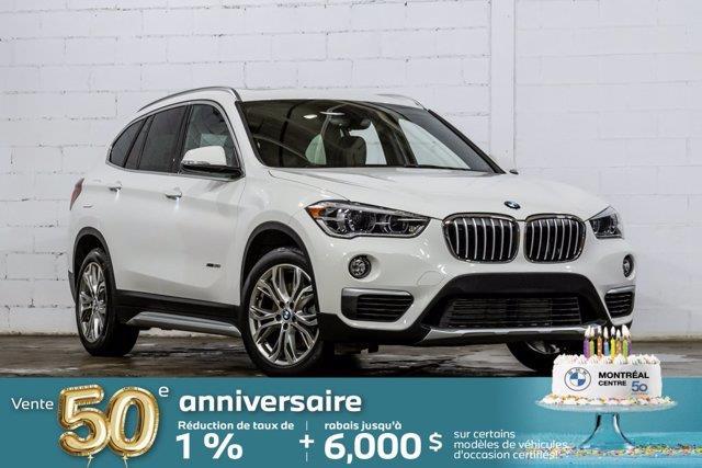 BMW X1 2018 xDrive28i, Premium, Toit panor