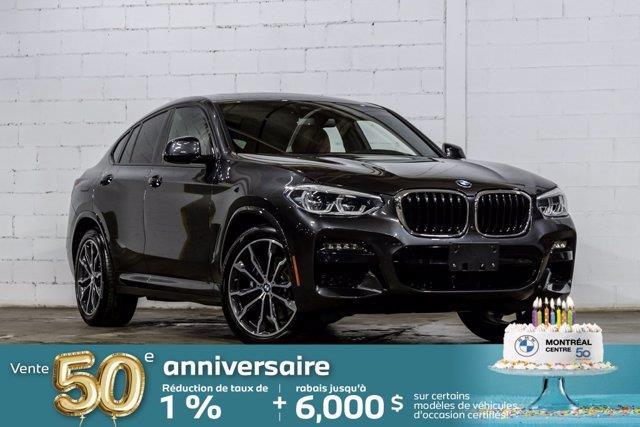 BMW X4 2020 xDrive30i, Premium amélioré, M