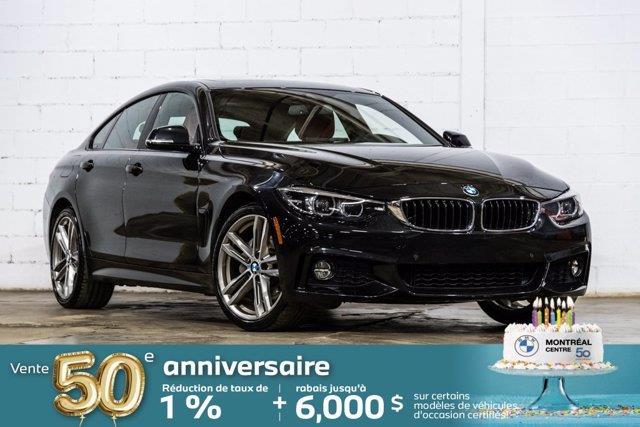 BMW Série 4 2019 430i xDrive Gran Coupe, Premiu