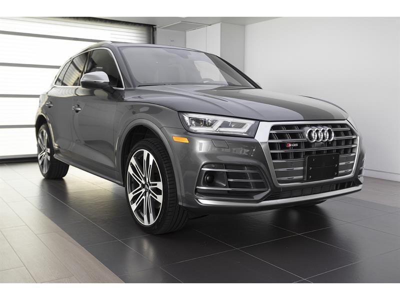 Audi SQ5 2020 Technik 3.0 TFSI quattro