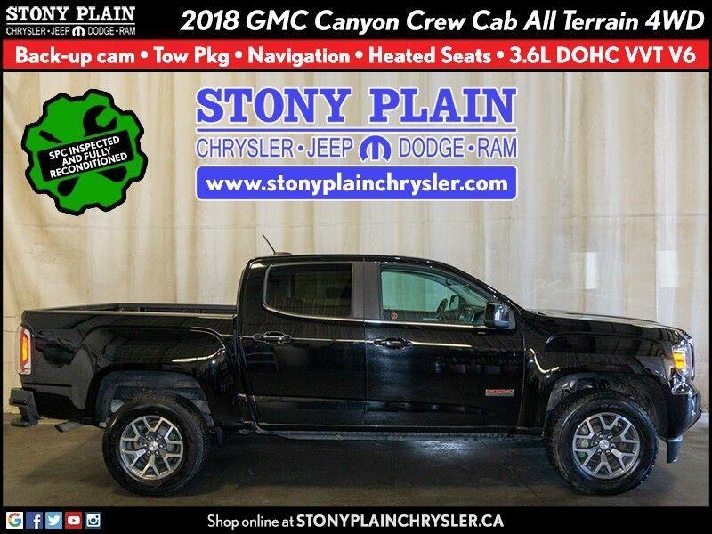 2018 GMC Canyon
