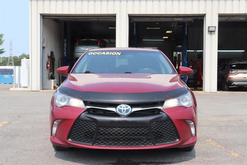 toyota Camry Hybrid 2017 - 3