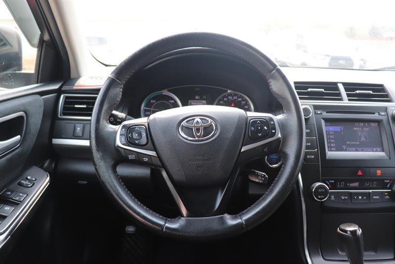 toyota Camry Hybrid 2017 - 7