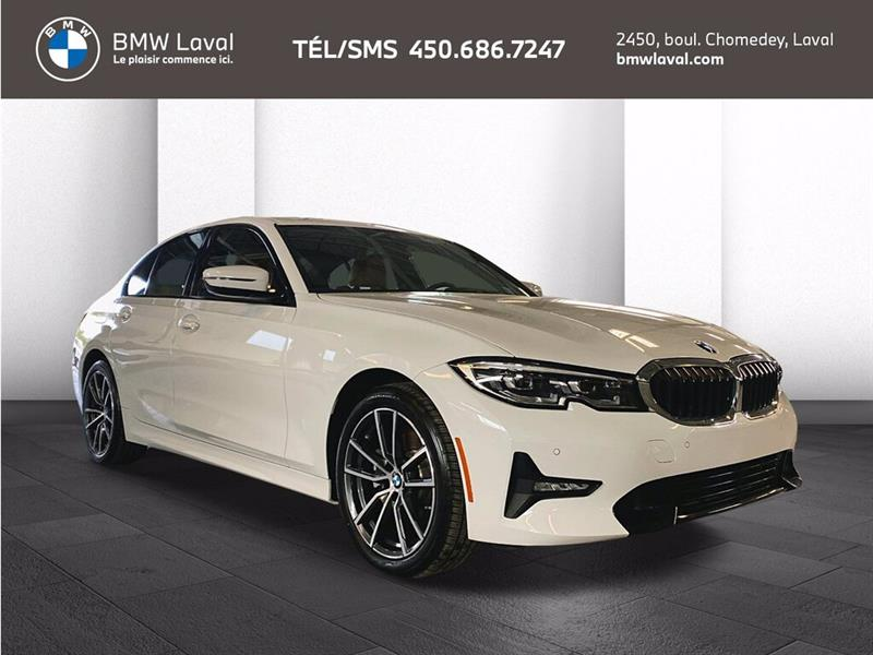 BMW Série 3 2020 330i xDrive, Demarreur a dista