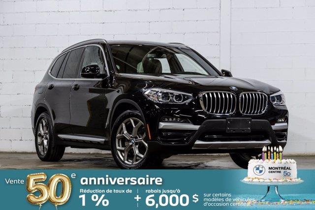 BMW X3 2020 xDrive30i, Premium amélioré, T
