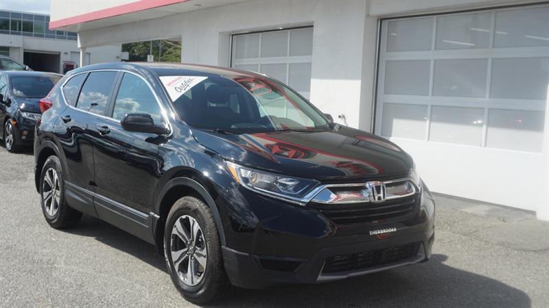 Honda CR-V 2019 LX+CAMERA RECUL+SIEGES CHAUFFA