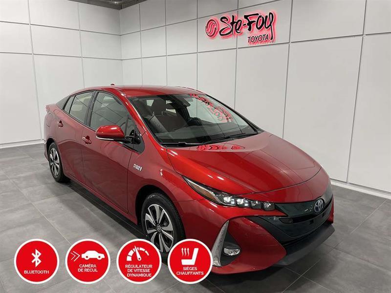 Toyota Prius Prime 2018 TECHONOLOGIE - SIÈGES CHAUFFAN