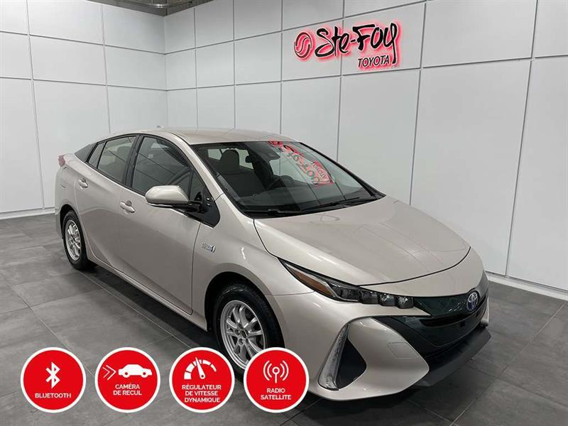 Toyota Prius Prime 2018 HYBRIDE - SIÈGES CHAUFFANTS