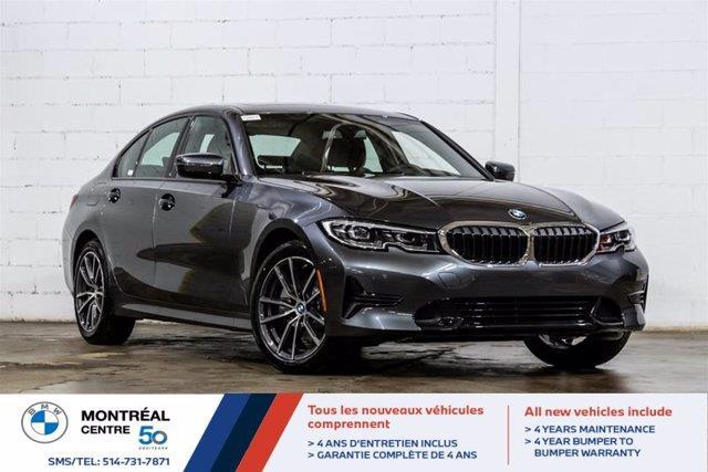 BMW Série 3 2021 xDrive, BMW Live Cockpit, Fini