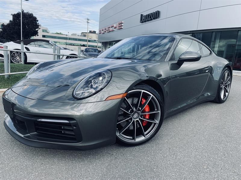Porsche 911 2020 4S, Premium Package, Sport Pac