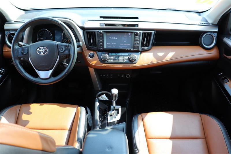 toyota RAV4 AWD LIMITED 2016 - 7