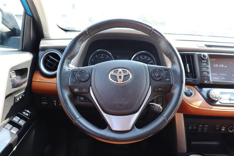 toyota RAV4 AWD LIMITED 2016 - 8