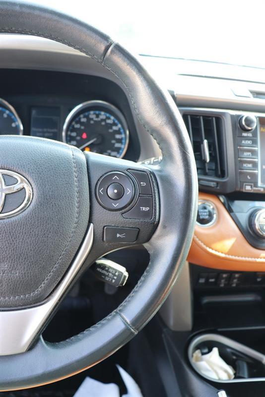 toyota RAV4 AWD LIMITED 2016 - 10