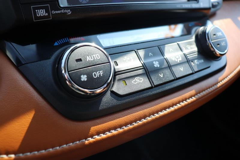 toyota RAV4 AWD LIMITED 2016 - 14
