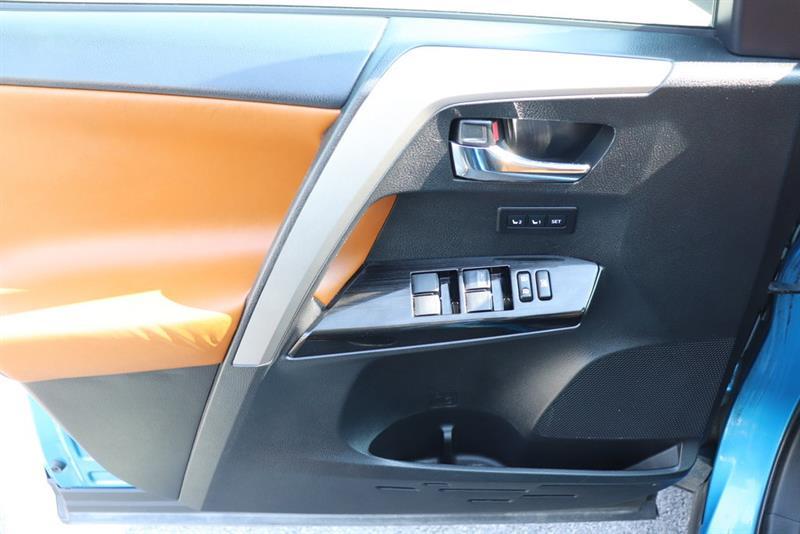 toyota RAV4 AWD LIMITED 2016 - 15
