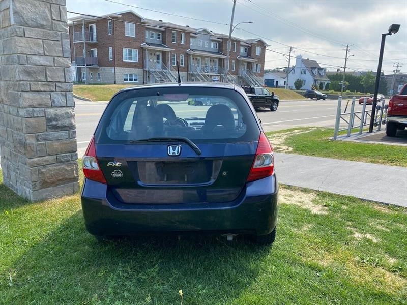 Honda Fit 4