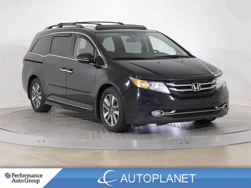 Honda Odyssey 1