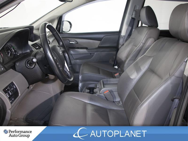 Honda Odyssey 17