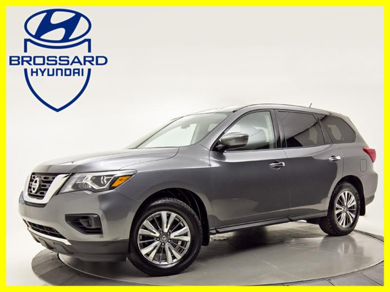 Nissan Pathfinder 2018 AWD TOW MODE 7 Places
