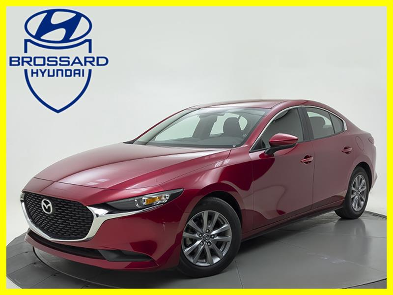 Mazda Mazda3 2019 GX  FWD MAGS GROUPE ÉLECTRIQUE