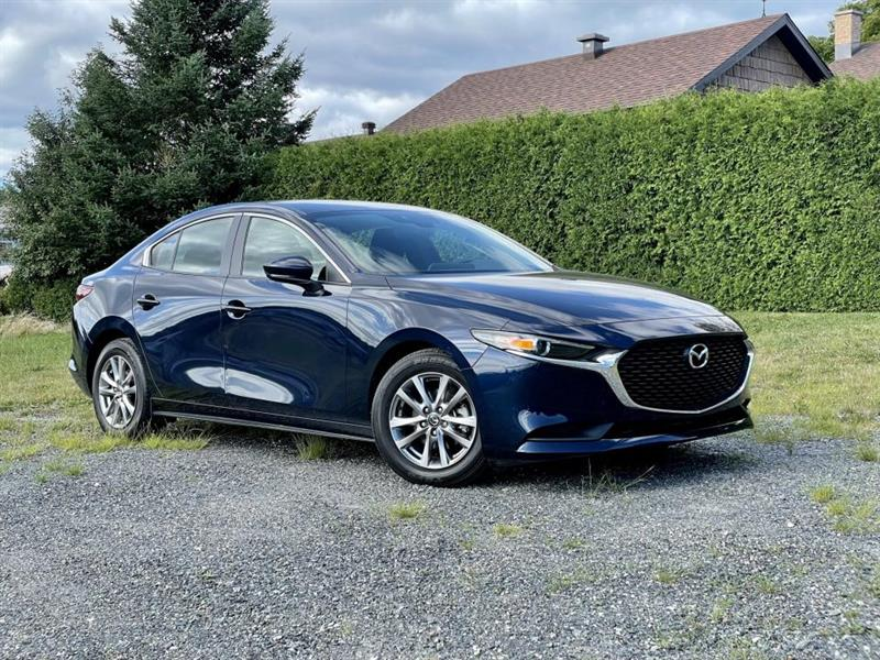 2019 Mazda  Mazda3 GX  AUTOMATIQUE