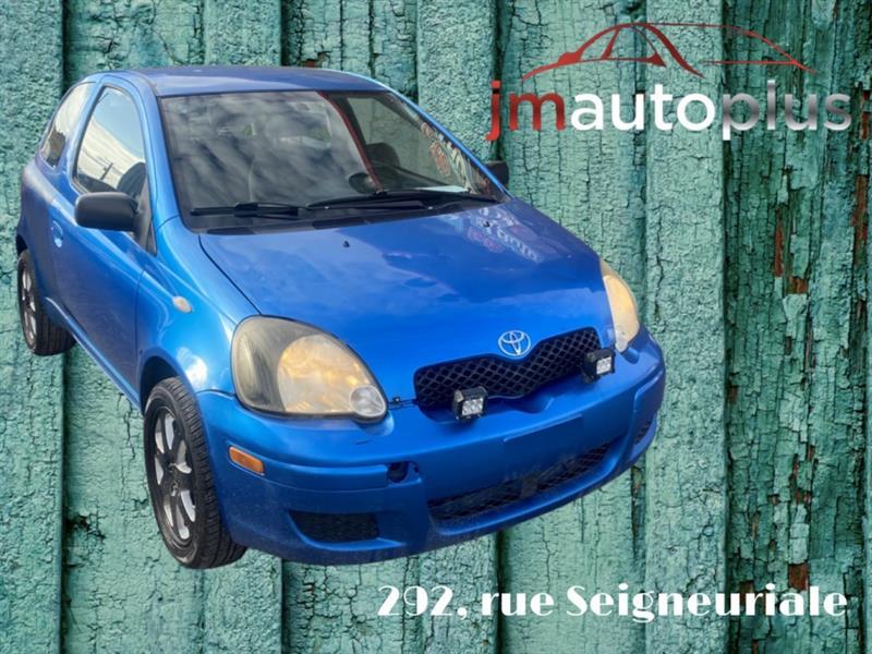 2005 Toyota Echo
