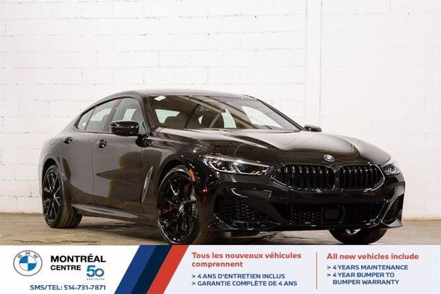 BMW Série 8 2022 xDrive, Premium, M Sport, Cuir
