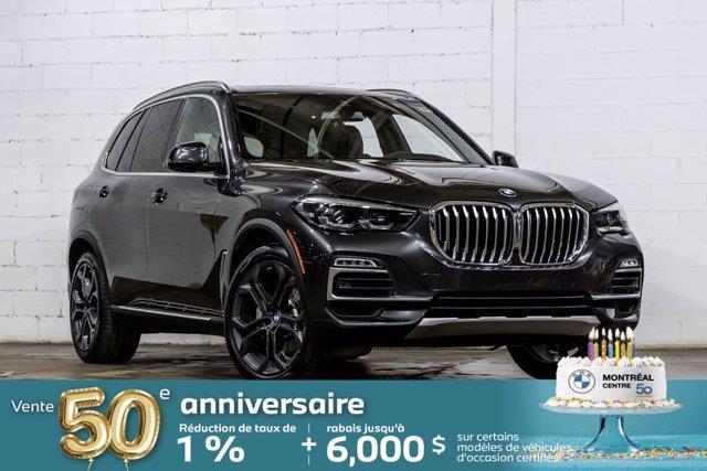 BMW X5 2020 xDrive40i, Toit panoramique, B