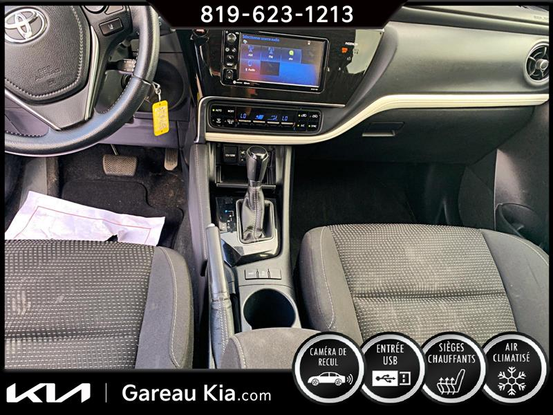 toyota Corolla iM 2018 - 9