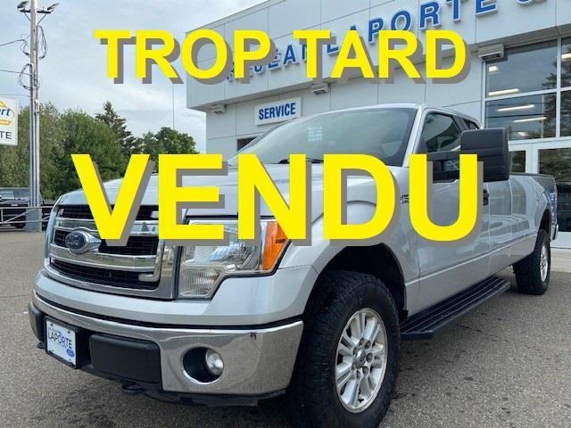 Ford F-150 2014 Cabine Super 4RM 163 po XLT