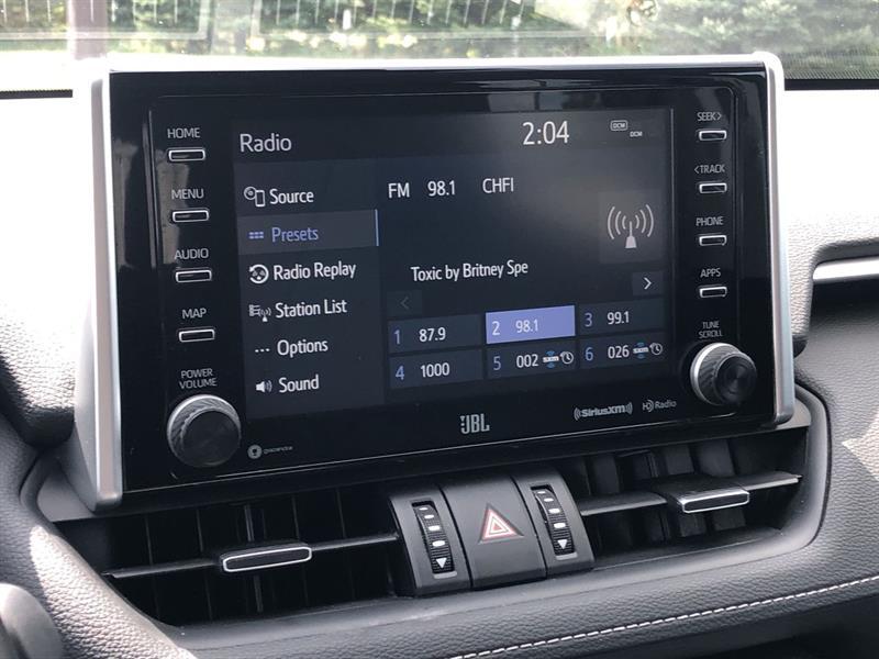 toyota RAV4 LIMITED AWD 2020 - 21
