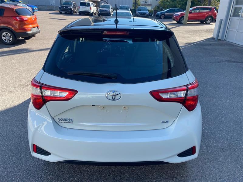 toyota Yaris Hatchback 2018 - 10