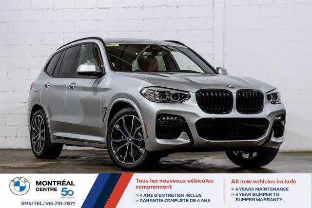 BMW X3 2021 xDrive30e, Hybride, Premium, M